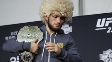 Khabib not interested in Conor rematch: 'Not at all'