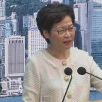 "Hong Kong Chief Executive Carrie Lam Defends National Security Law As ""Constitutional"""