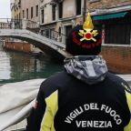 Venice: Emergency Crews Have Made '700 Rescues' Since Floods Hit City