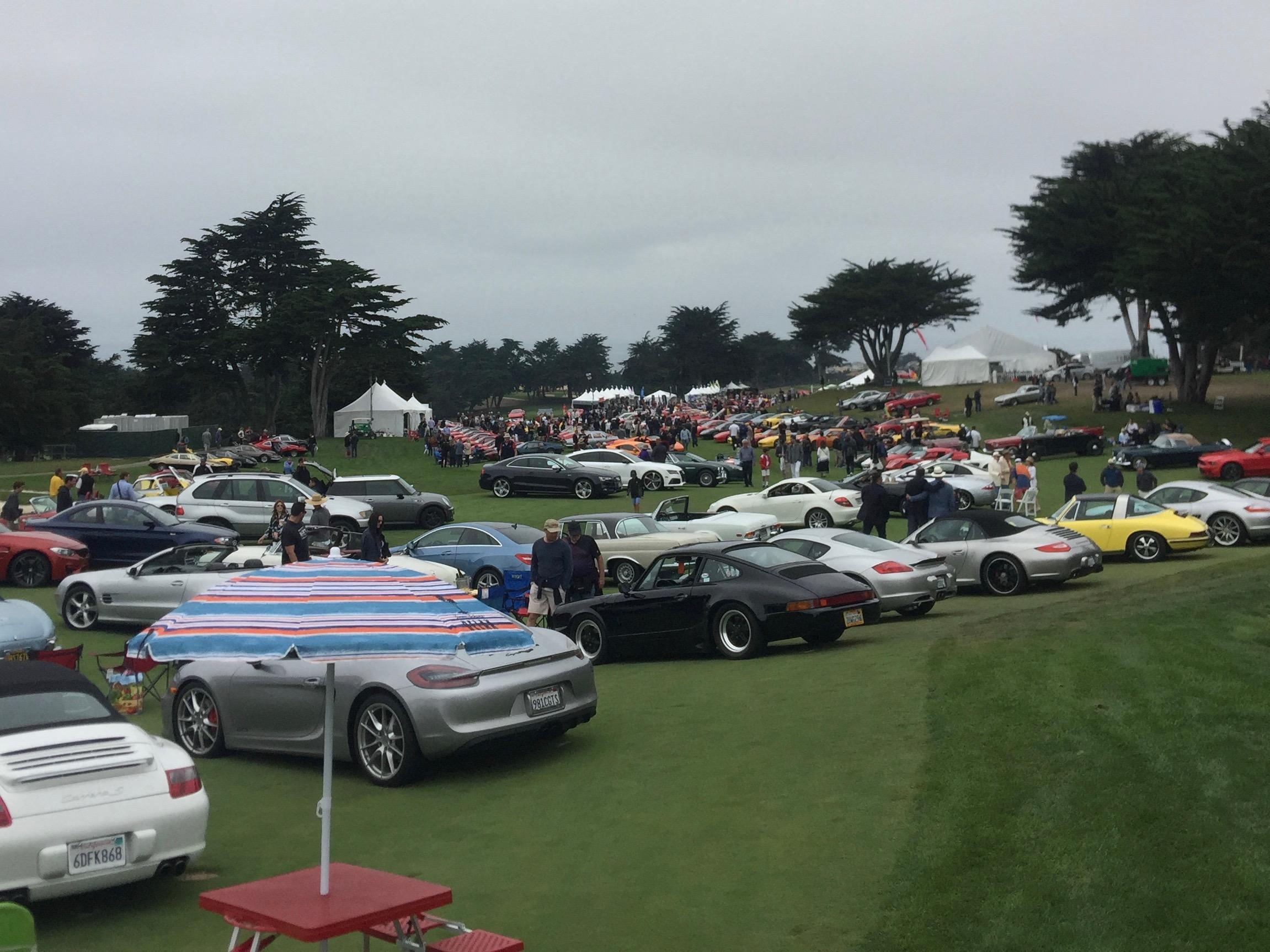 when ocean s 11 met pebble beach how to steal $10m of cars during