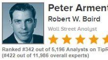 5 Buy-Rated Stocks Beating Earnings Estimates