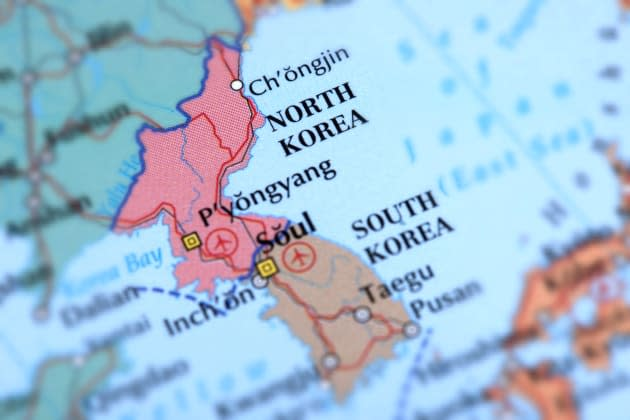 North Korea is suffering a complete internet outage (update: restored)