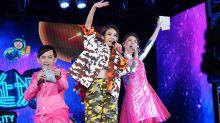 蔡依林稱霸新北耶誕城 熱唱15分鐘成「收視之冠」