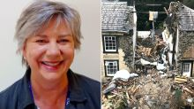 Counsellor 'died on FaceTime when house exploded during call with partner'