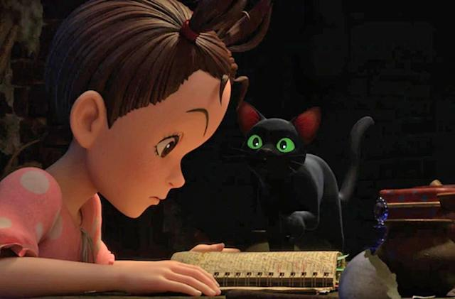 Watch the trailer for Studio Ghibli's first fully CG movie