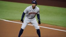 New Jays OF Springer sees echoes of Astros in Toronto's core