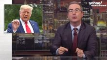 John Oliver Nails Trump's Problem:He's Not 'Just Any Old Fox News-Addled Idiot'