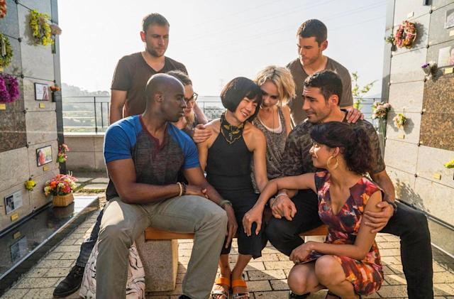 'Sense8' fans saved from cliffhanger hell by a two-hour finale