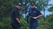 Phil Mickelson says watching Tom Brady succeed has motivated him