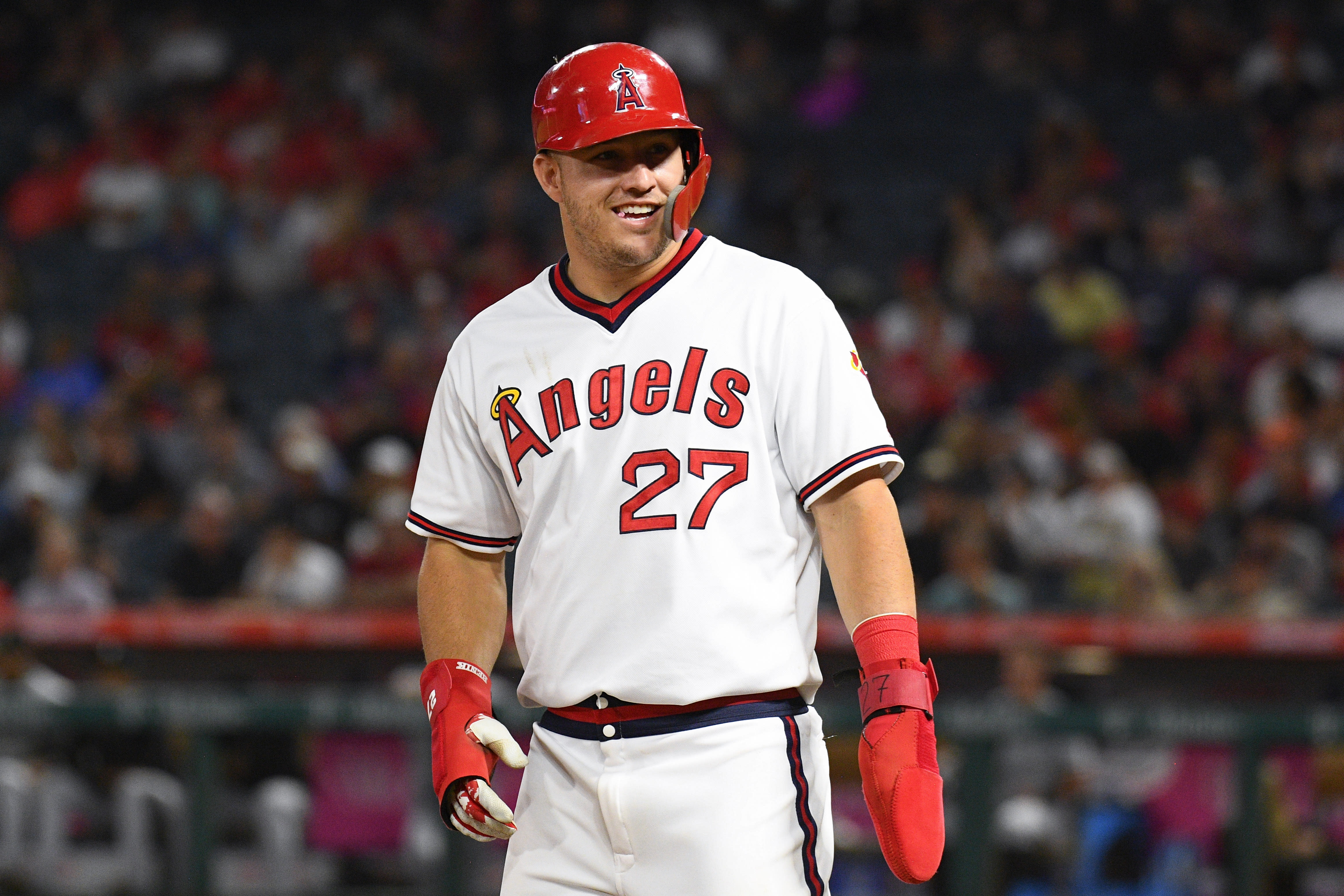 Mike Trout wins AL MVP for third time in storied MLB career - Yahoo Sports