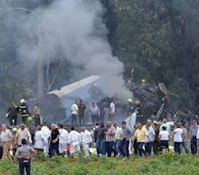 Cuba Plane Crash Reportedly Kills Over 100