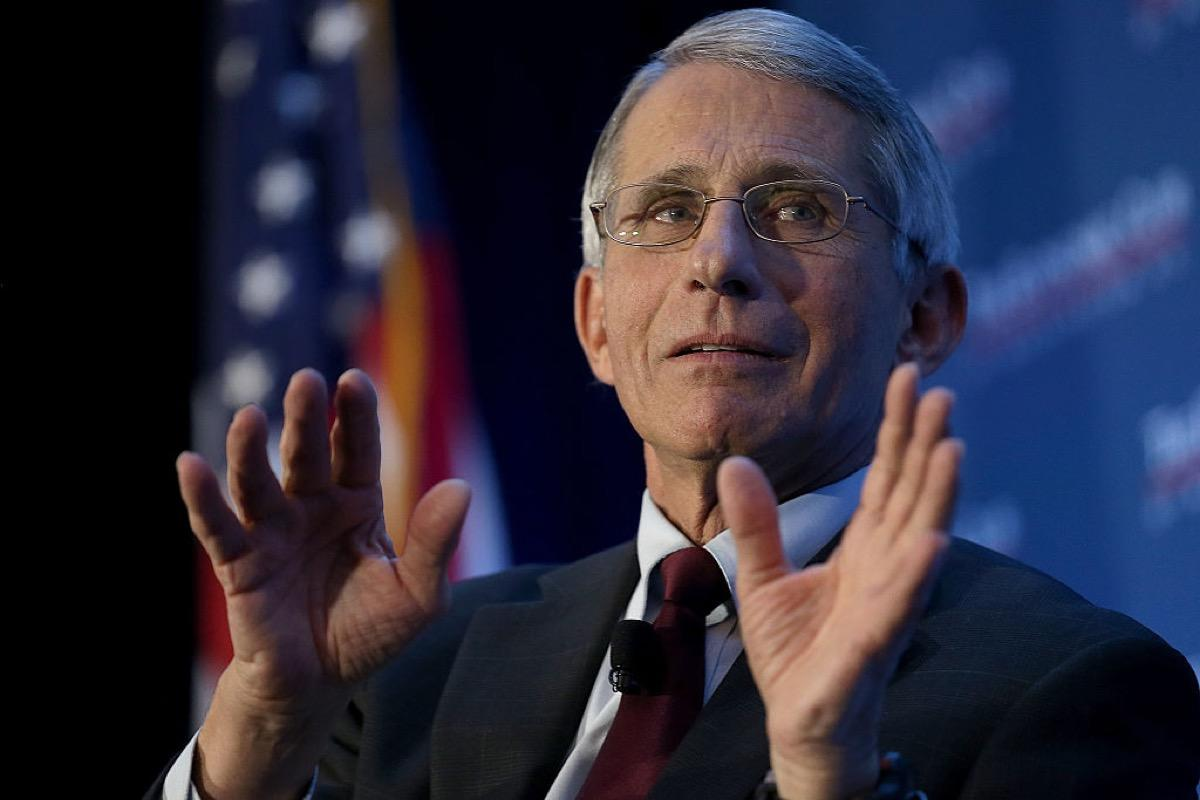 """Dr. Fauci Just Warned of """"More Dangerous"""" COVID"""