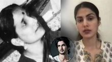 Rhea Chakraborty claims Sushant's mother also suffered from mental illness