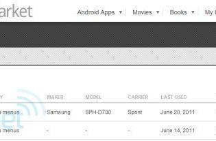 Google TVs pop up in Android Market device listings, still can't download apps