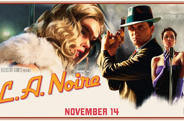 'L.A. Noire' is coming to HTC Vive and modern consoles