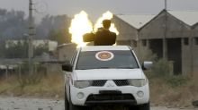 Violent clashes rage south of Libya's Tripoli
