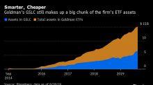 Goldman Is Using JPMorgan's Own Tactics Against It in ETF Battle