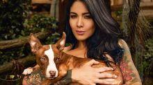 Érika Fernández, la sexy conductora de FOX Sports que lucha por los animales