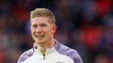 Kevin de Bruyne es nombrado por su pares como el Futbolista del Año en Inglaterra