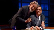 Jeff Bridges re-creates 'Ghost' pottery scene with Stephen Colbert