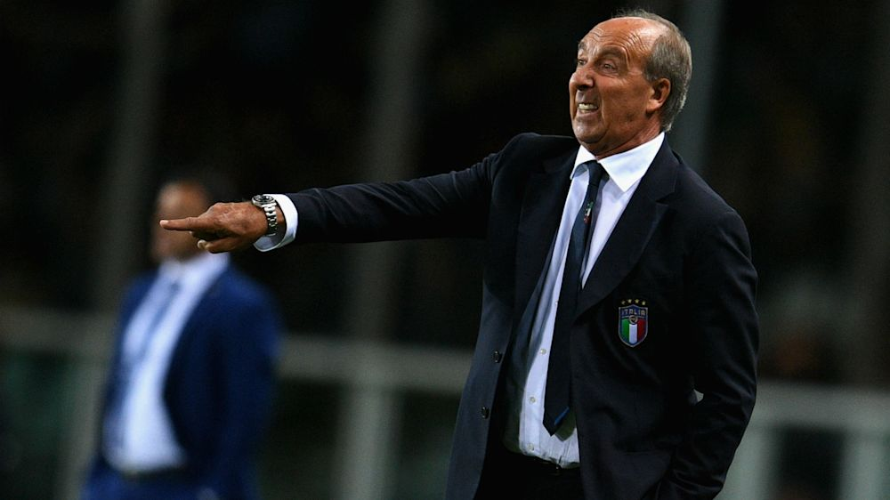 Italy will struggle in play-offs if we play like that – Ventura blasts Macedonia showing