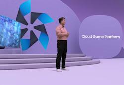 Samsung is building a cloud gaming platform for its TVs