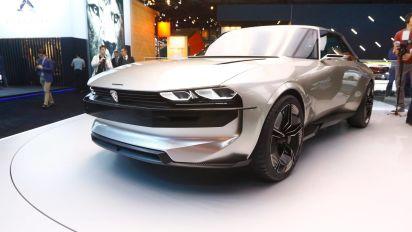 Peugeot confirms electric sports car range