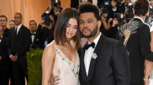 Selena Gomez and The Weeknd Enjoy Comedy Date Night -- See the Cute Pic!