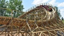 Classic Roller Coaster at Worlds of Fun Gets New Twist