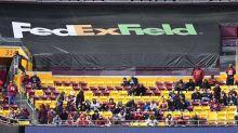 Washington Football Team will play in empty stadium