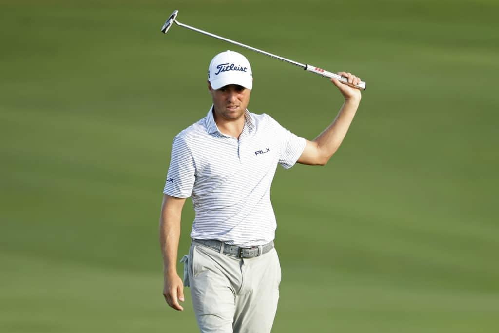 Golf Star Justin Thomas Caught Saying Terrible Homophobic Slur At Sentry Tournament Of Champions