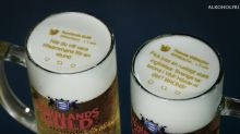 Una marca imprime los mejores tuits del Mundial en tu cerveza