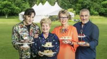 'The Great British Bake Off's 'Penis biscuit' raises eyebrows