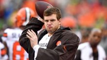 Browns waive Garrett Gilbert, leaving them with two QBs