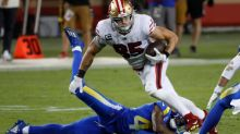 NFL fantasy football projections: How 49ers rate at Patriots