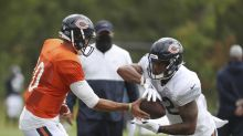 Groin injury for David Montgomery leaves Bears severely undermanned at running back
