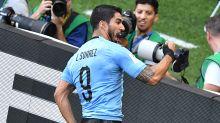 Suarez goal gives Uruguay unconvincing win over Saudi Arabia