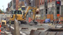With construction already hurting business, Saint-Henri shops dread long general strike