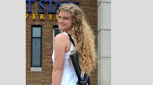 'Gun Girl' Kaitlin Bennett's appearance on Ohio University campus sparks protests