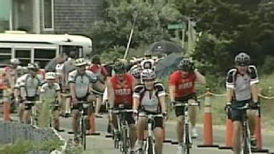 Thousands Triumph In Pan-Mass Challenge
