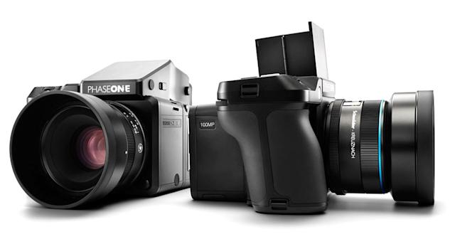 Phase One launches a true 100MP medium format camera