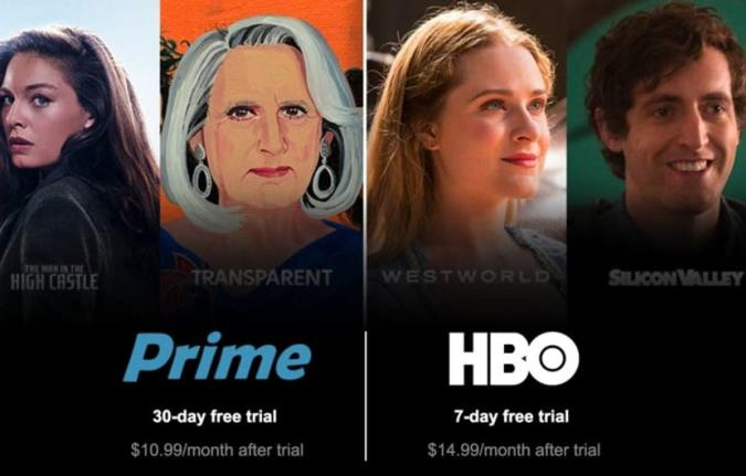 Amazon schaltet Channels in Deutschland und Österreich frei