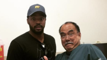 Donald Faison's Face Says It All Prior to Vasectomy