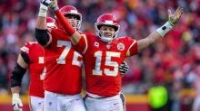 Arrowheadlines: Eric Fisher admits it was tough watching Patrick Mahomes running around in Super Bowl LV