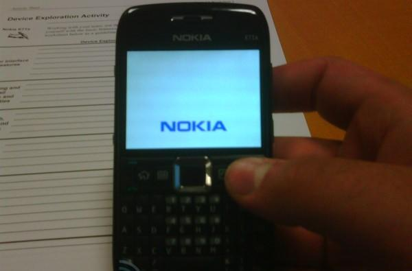 AT&T pushing back Nokia E71x launch?