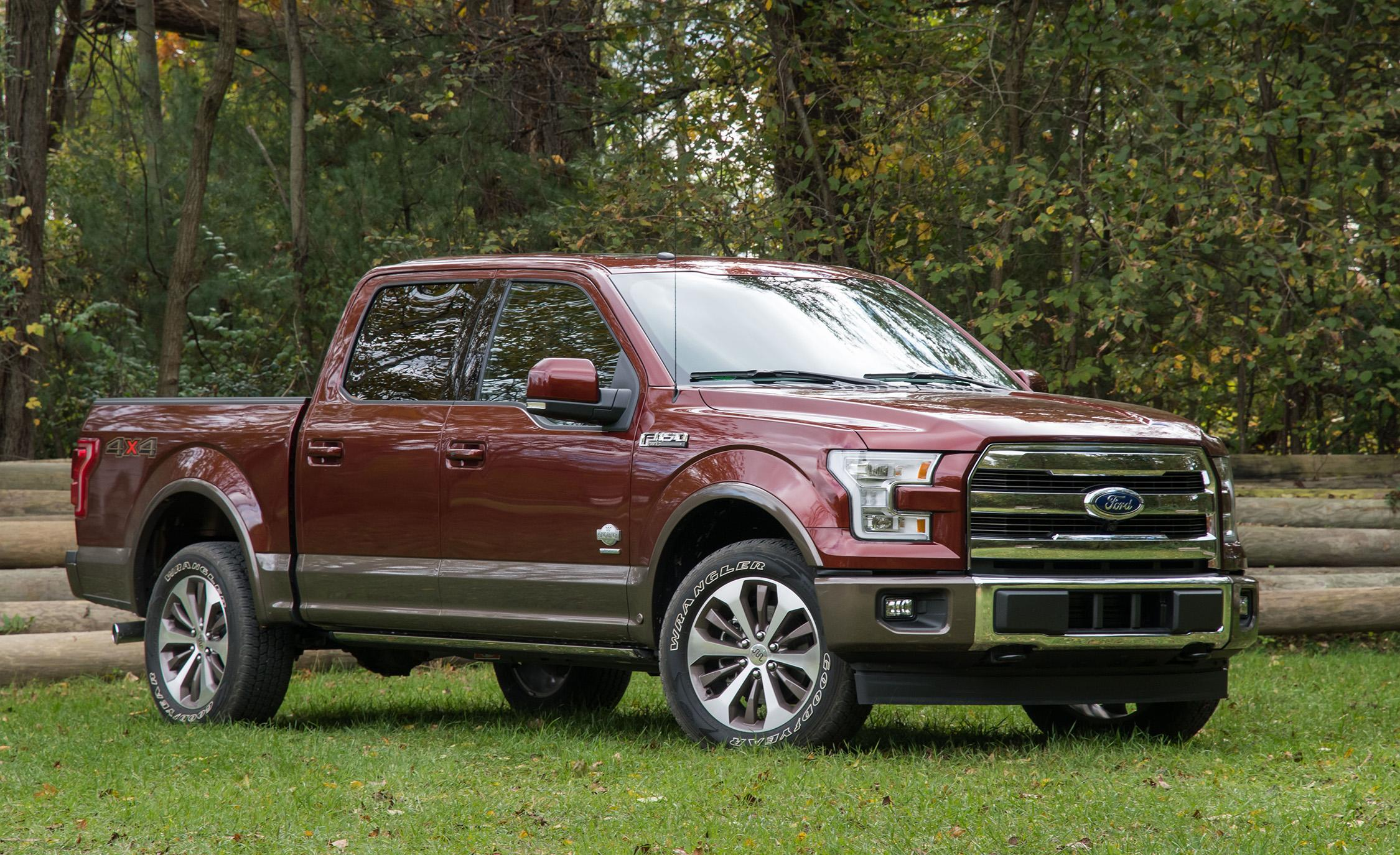 2017 ford f 150 3 5l ecoboost 10 speed automatic 4x4