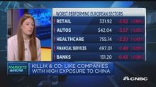 Investors are moving into low-risk sectors rather than cash as economy slows: Strategist