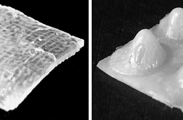 New 3D printing technique could make shapeshifting robots more practical