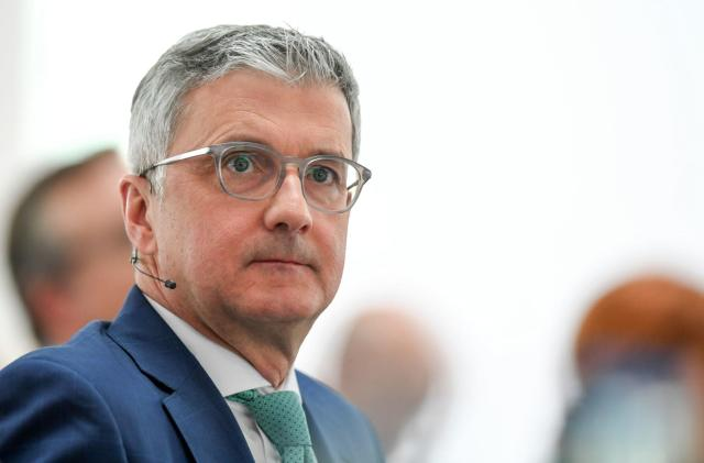 Audi CEO arrested over alleged role in Dieselgate scandal