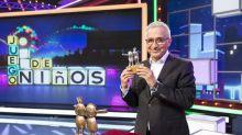 TVE anuncia el regreso del concurso Juego de niños con Javier Sardá